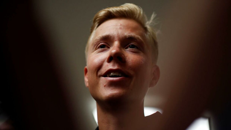 Danske Michael Valgren er en af profilerne på Team NTT – så længe det varer.