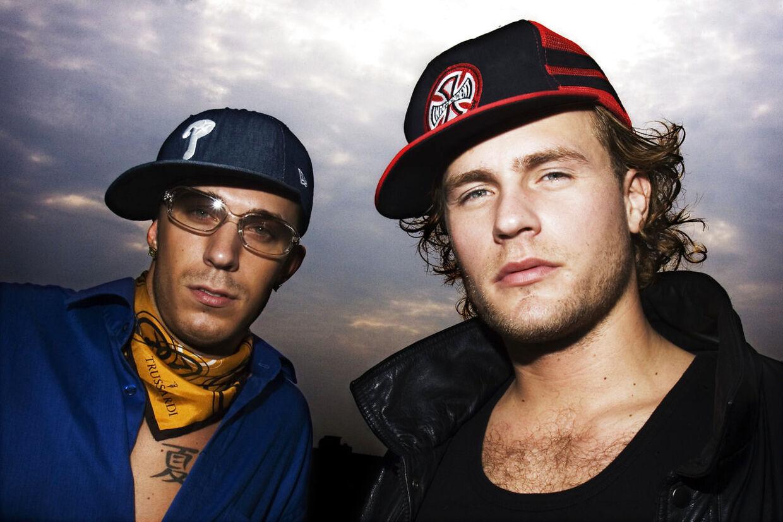 Nik & Jay i 2006.