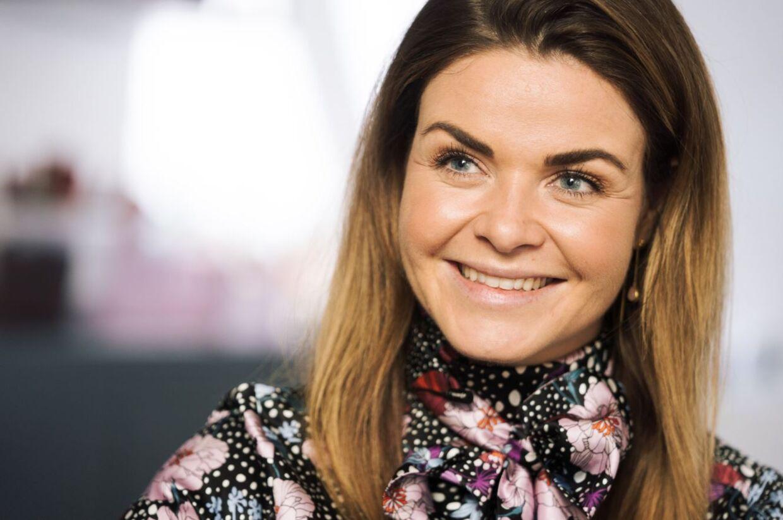 33-årige Ditte Julie Jensen.