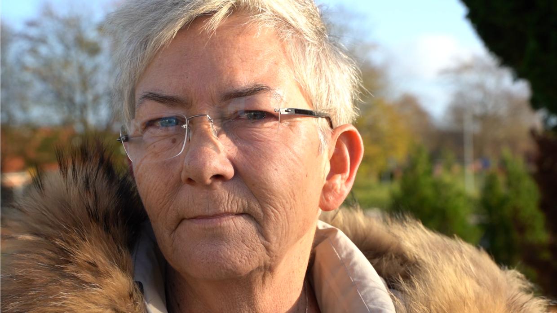 Pia Elkjær Hansen har klaget til både Styrelsen for Patientsikkerhed og Patienterstatningen over lægernes behandling af hendes mand. Foto: Sarah Christine Nørgaard/Byrd