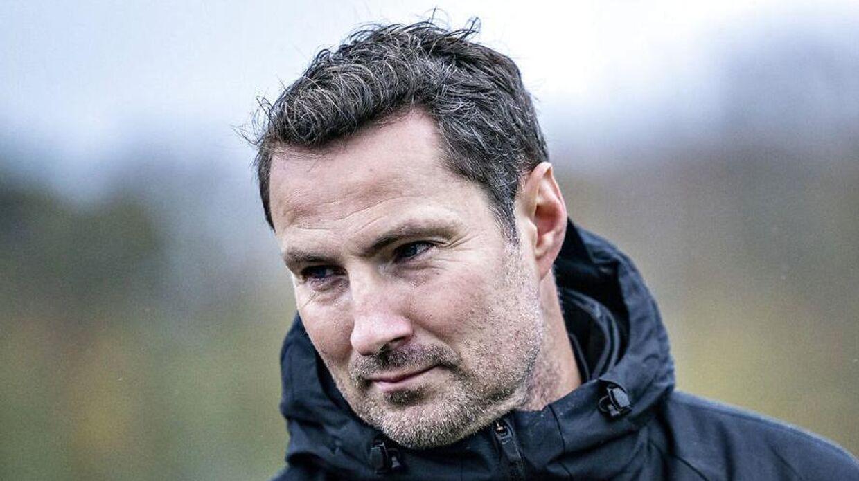 Brian Priske fortsætter som FCM-træner trods interesse for ham fra Belgien.