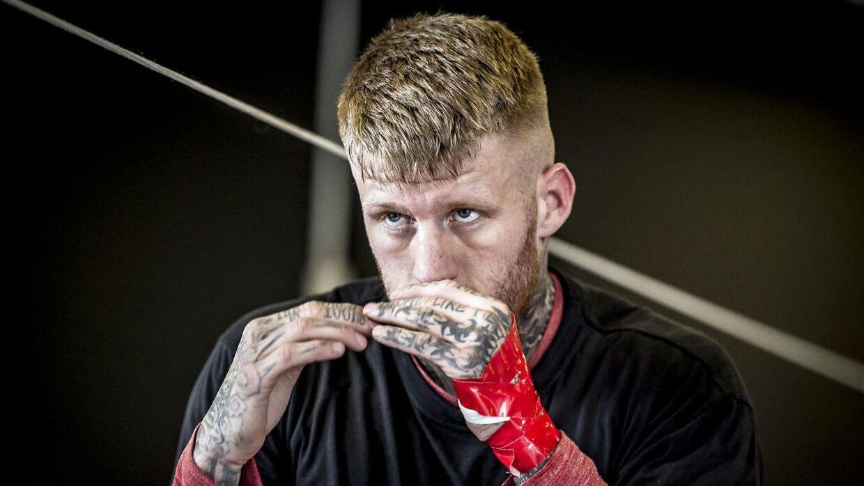 Mogens Palle ønsker at få Patrick Nielsen tilbage i bokseringen. (Foto: Mads Claus Rasmussen/Ritzau Scanpix)