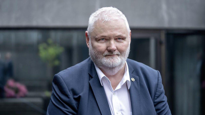 DHF's formand, Per Bertelsen.