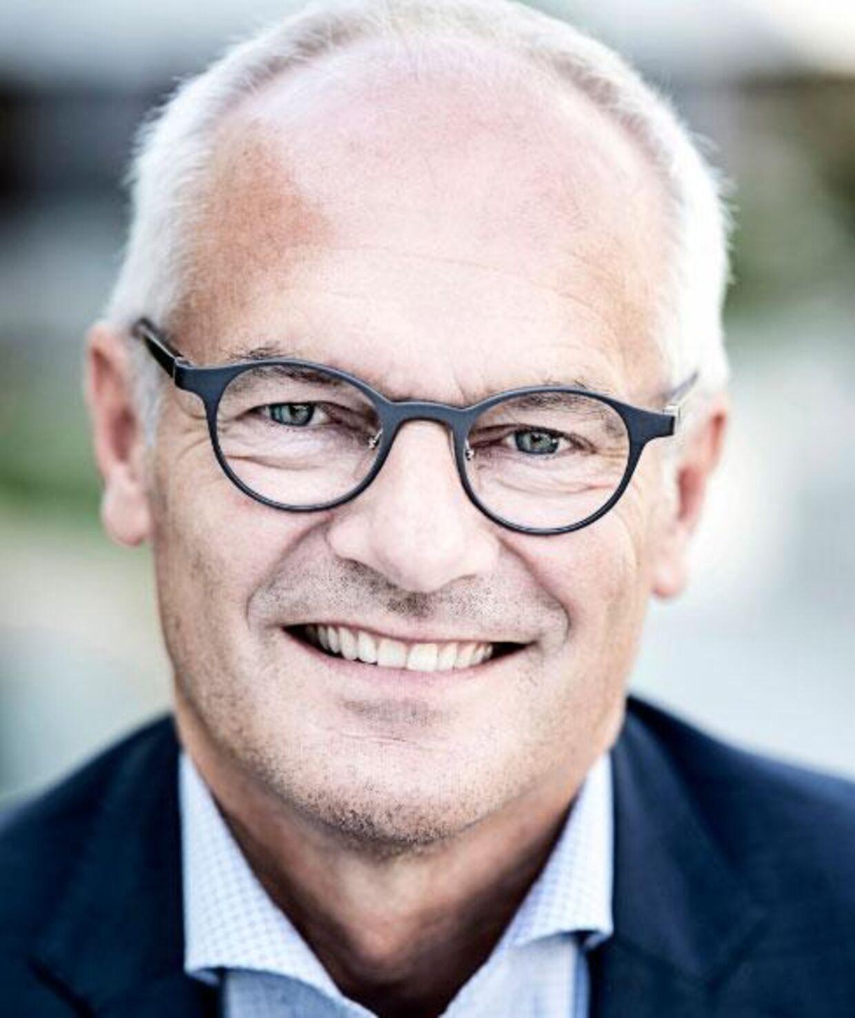 Formand i Kopenhagen Fur, Tage Pedersen.