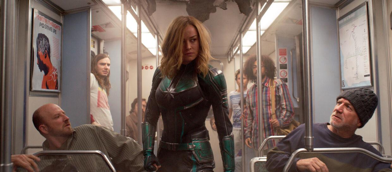 Fra filmen Captain Marvel