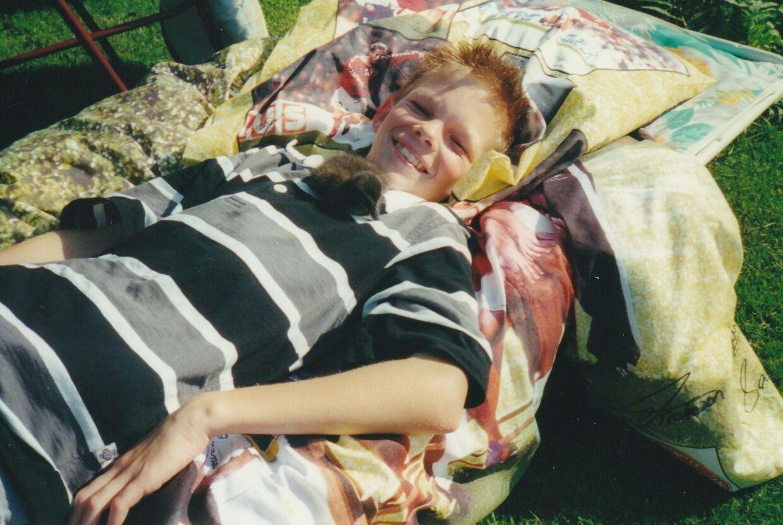 Kasper Naundrup blev dræbt af en vanvidsbilist i 2005, da han kørte på sin knallert.
