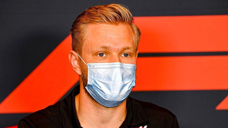 Haas' danske F1-kører Kevin Magnussen.
