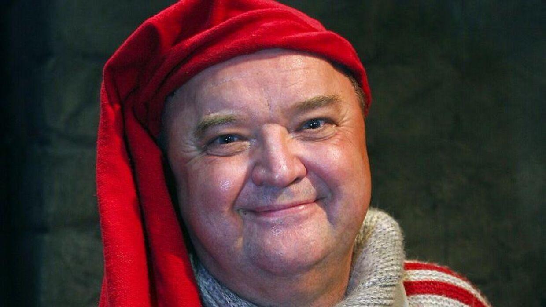 Flemming Jensen kan igen i år ses som Lunte i 'Nissebanden'.