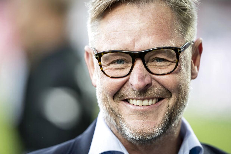 FCM-direktør Claus Steinlein har ikke ønsket at stille op til interview.
