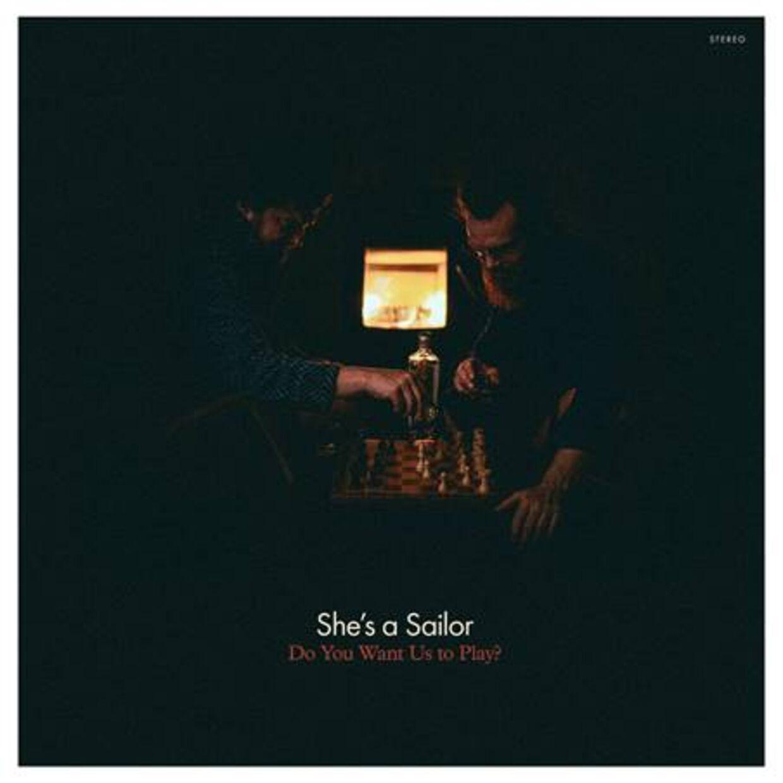 Omslaget til 'She's a Sailor's nye album.