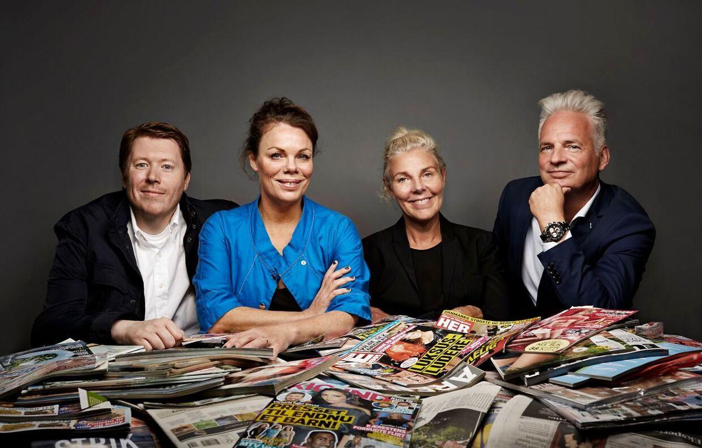 'Det, vi taler om', med Ditte Okman som vært, sendes hver fredag på bt.dk.