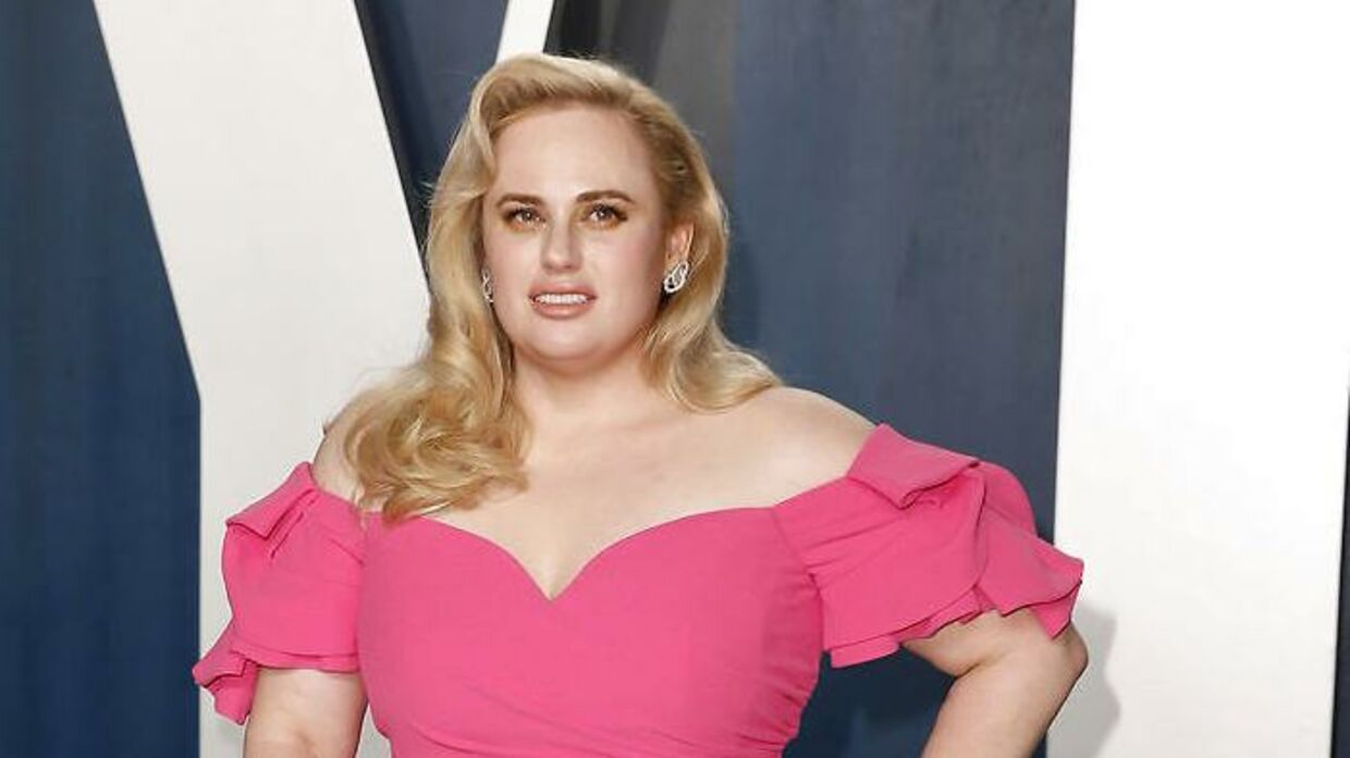 Rebel Wilson attends the Vanity Fair Oscar party in Beverly Hills during the 92nd Academy Awards, in Los Angeles, California, U.S., February 9, 2020. REUTERS/Danny Moloshok