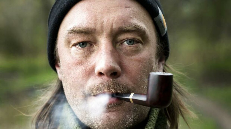 Arkivfoto af kogemand, eventyrer og naturelsker Nikolaj Kirk.
