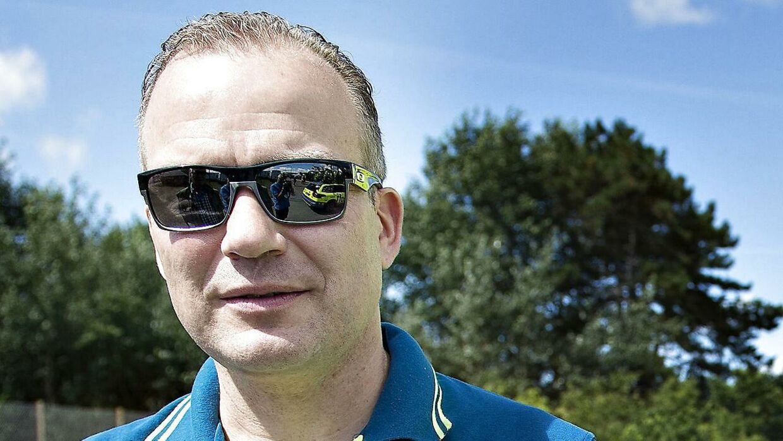 51-årige Lars Michaelsen ved endnu ikke, om han har et job pr 1. januar 2021.