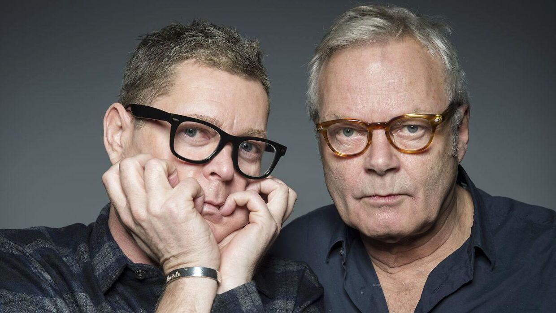 Peter Frödin og Jarl Friis-Mikkelsen laver begge 'Grethes jul'.