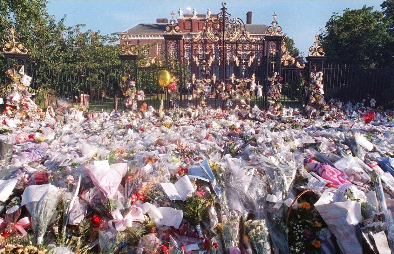 31. august 1997 døde prinsesse Diana. Hele verden var i sorg.