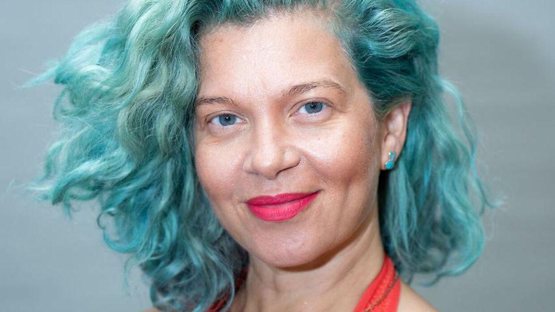 Radiovært og 'Vild med dans'-deltager Sara Bro.
