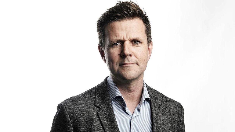 Karl Erik Stougaard.