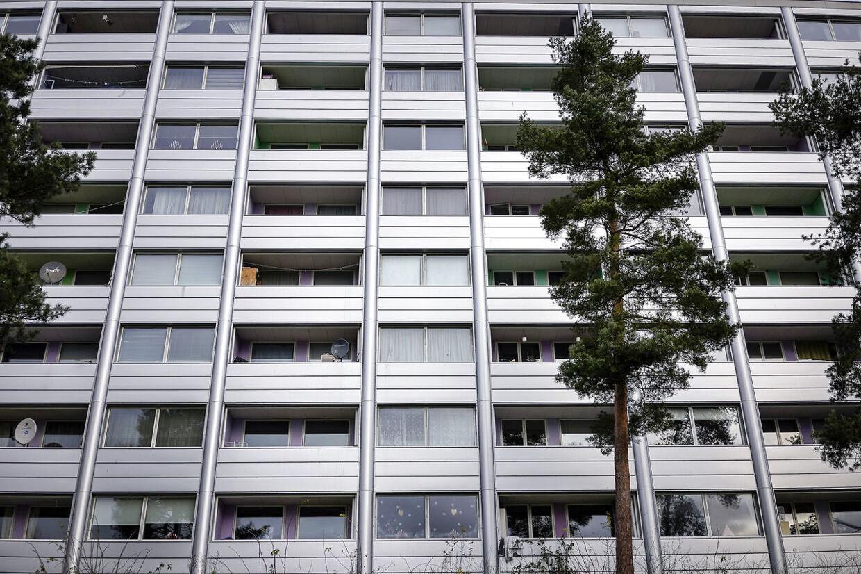 Nøjsomhed/Sydvej i Helsingør figurerer på den årlige ghettoliste,