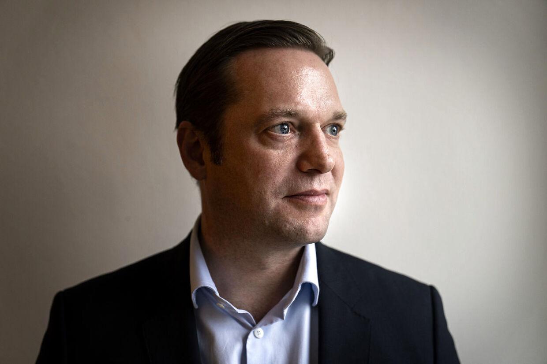(ARKIV) Portræt af Marcus Knuth, Venstre-politikeren som netop har skiftet til De Konservative. Fotograferet på Christiansborg, København, onsdag den 4. december 2019. Der kan være alt fra håndører til et voldsomt milliardbeløb til den grønne omstilling i regeringens finanslovsudspil. Det er ikke godt nok, mener De Radikale. Det skriver Ritzau, mandag den 31. august 2020.. (Foto: Ida Guldbæk Arentsen/Ritzau Scanpix)