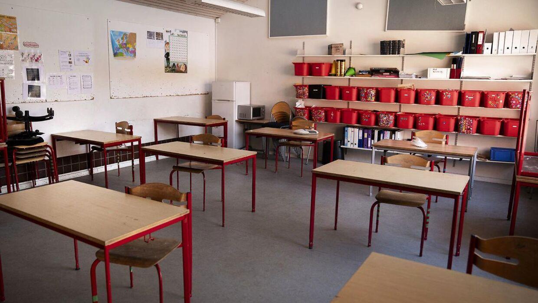Tomme klasselokaler kan meget vel snart blive en realitet på Vestegnen.
