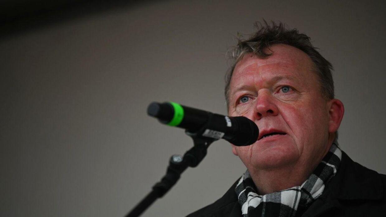 Lars Løkke.