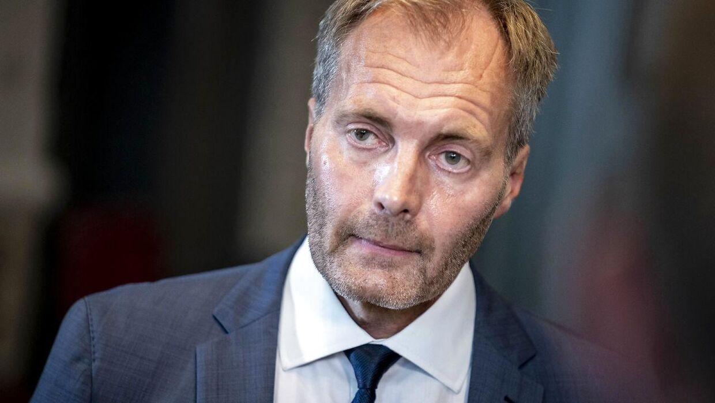 Peter Skaarup (DF) vil hæve straffen for dominansvold.