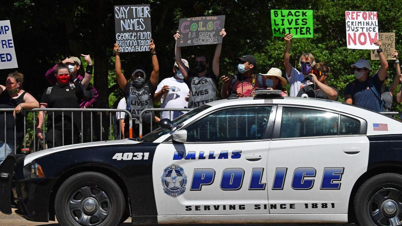 Dallas Police har haft travlt, efter det gik op for dem, at de har en seriemorder i sigtekornet