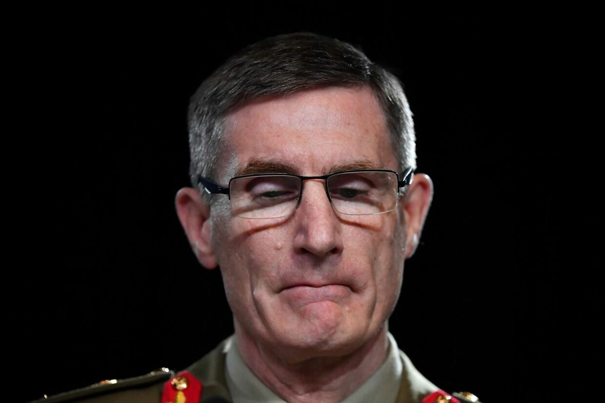 General Angus Campbell.