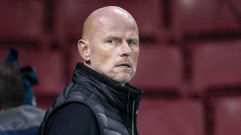 Ståle Solbakken blev fyret i FCK den 10. oktober.