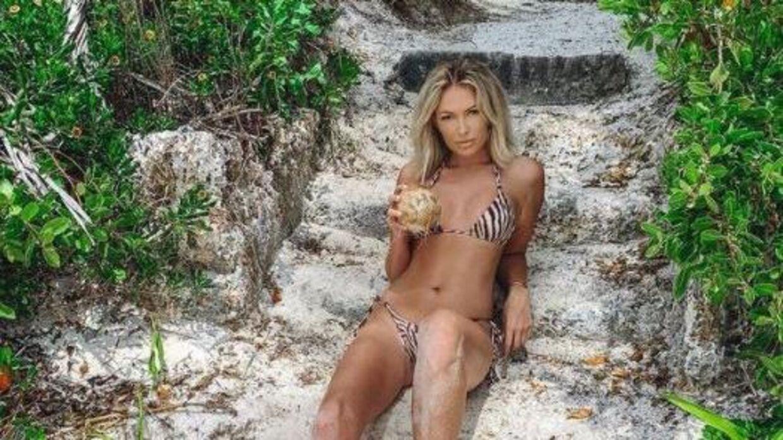 31-årige Paulina Gretzky.