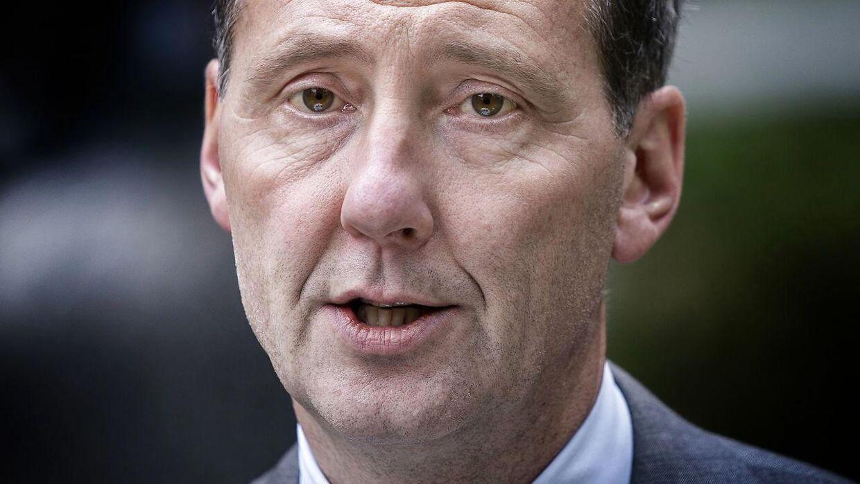 Justitsminister Nick Hækkerup vil have strengere straf for vanvidskørsel. (Arkivfoto)
