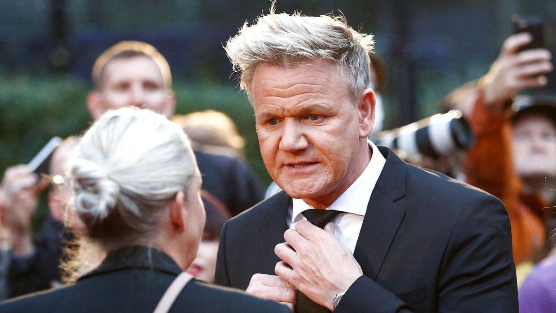 Gordon Ramsay er vant til rampelyset.