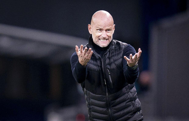 Ståle Solbakken langede søndag kraftigt ud efter FCK-bestyrelsen.