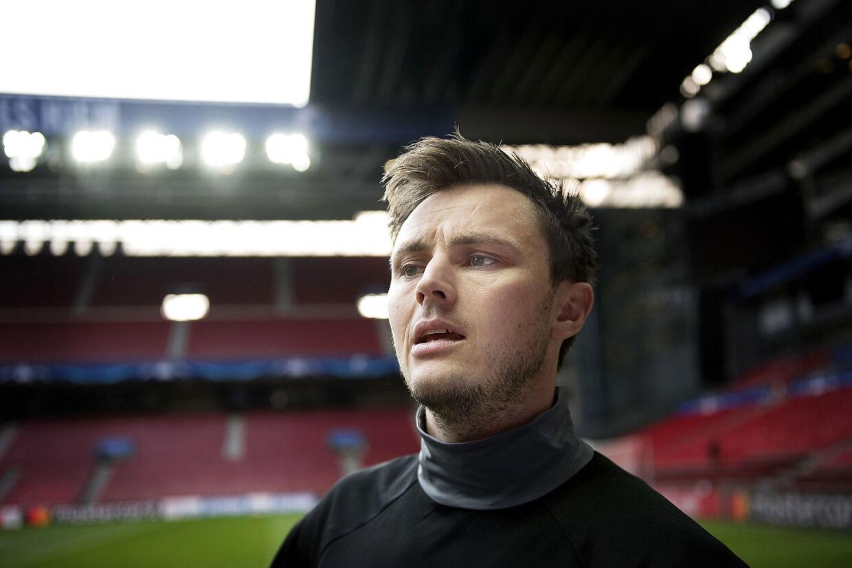 William Kvist er en del af FCK's bestyrelse.