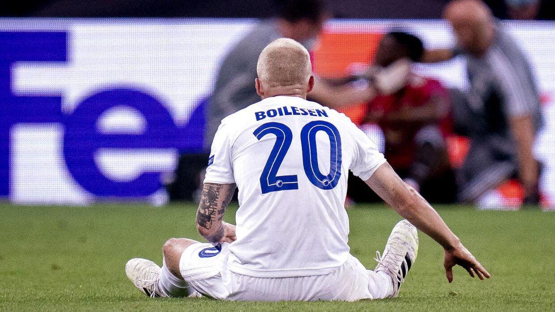 Nicolai Boilesen mener, at det er fair at sige, at FCK er i krise.
