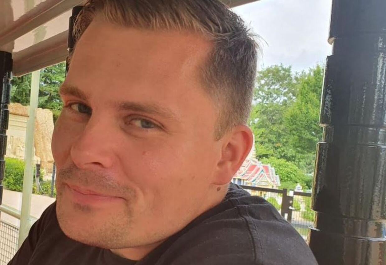Rasmus Jørgensen, 32 år og fra Nyborg.