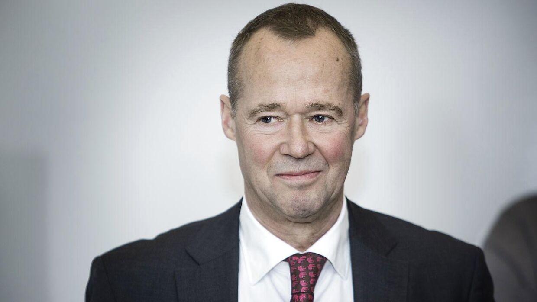 Per Okkels er snart forhenværende departementschef i Sundhedsministeriet. Arkivfoto