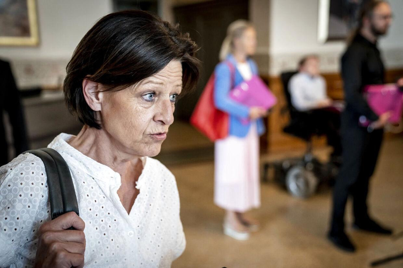 SFs sundhedsordfører Kirsten Normann Andersen har stillet en række spørgsmål til sundhedsminister Magnus Heunicke om både læger og sygehuses behandling af patienter, der ikke havde coronavirus.