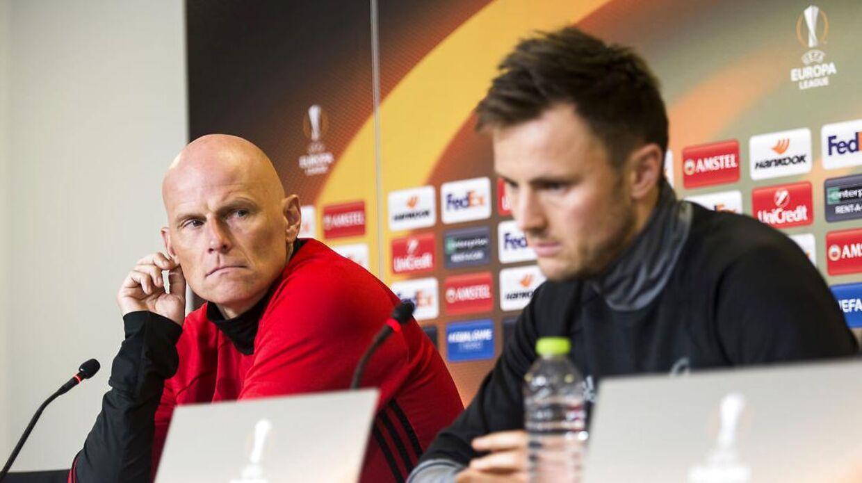 William Kvist har været med til at vælge afløserne for Ståle Solbakken.