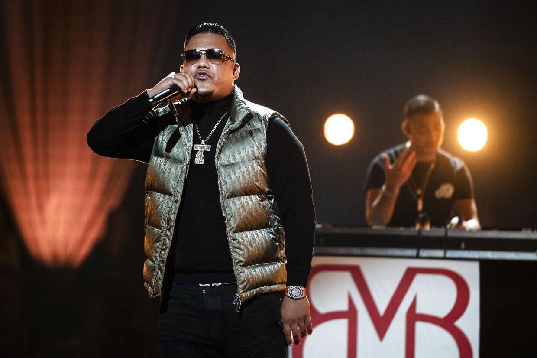 Danish Music Awards i Royal Arena lørdag den 28. november 2020. (Foto: Martin Sylvest)