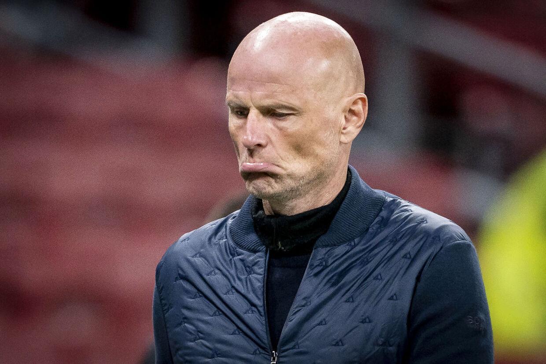 Ståle Solbakken blev fyret først i oktober.