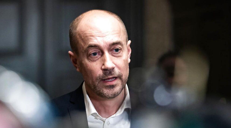 Sundhedsminister Magnus Heunicke.
