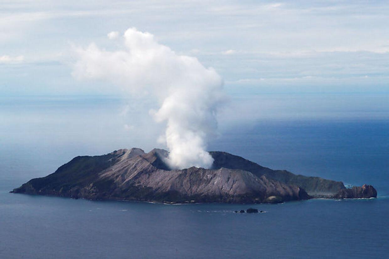Da en vulkan gik i udbrud på White Island – som også går under navnet Whakaari blandt New Zealands oprindelige folk – i december sidste år, befandt 47 mennesker sig på øen.