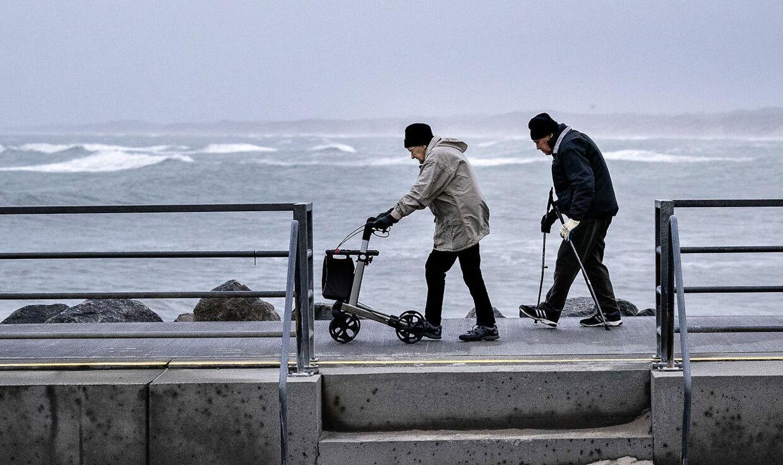 De ældre står forrest i køen, når vaccinerne kommer til Danmark. De ældre har størst risiko for svære forløb og død, som følge af covid-19.