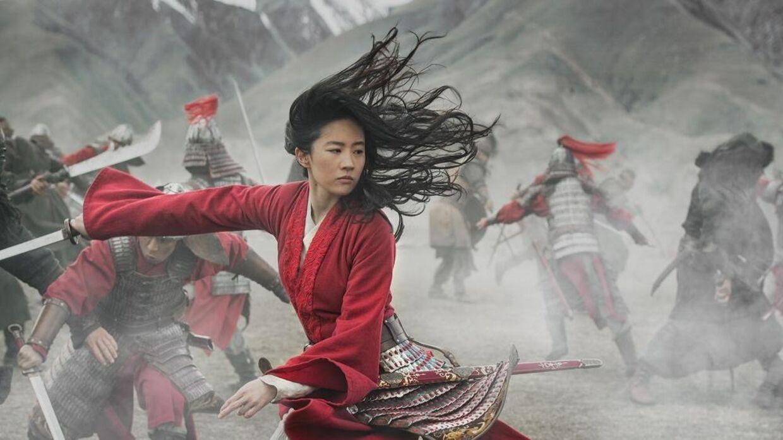 Flotte kampscener er noget af det eneste gode ved Disneys nye Mulan.