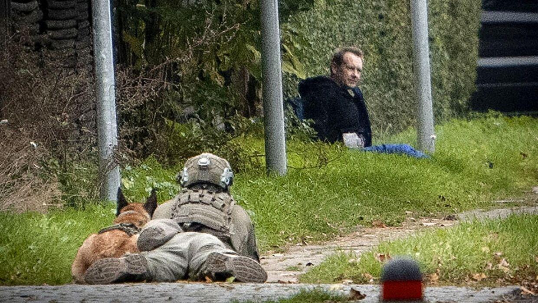 Peter Madsen truede sig ud i friheden 20. oktober. (Foto: Scanpix)