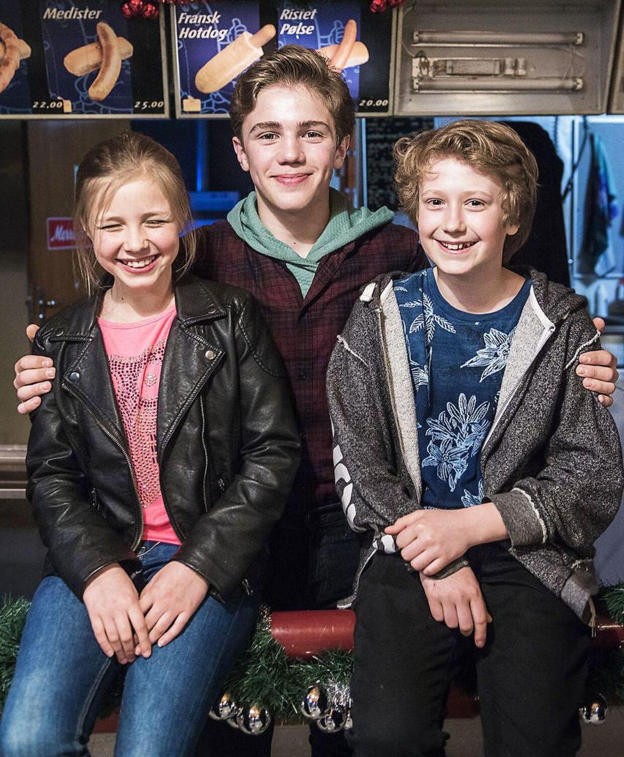TV 2 genudsender i år 'Juleønsket' fra 2015.