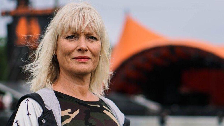 Administrerende direktør i Roskilde Festival Signe Lopdrup håber og tror på, at 130.000 festglade deltagere til sommer kan nyde musikken – og friheden – på den 50. udgave af Roskilde Festival.