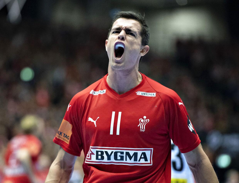Rasmus Lauges afbud kan vise sig at blive rigtig dyrt for det danske landshold.